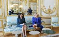 Azərbaycanın Birinci vitse-prezidenti ilə Fransanın birinci xanımı arasında görüş olub