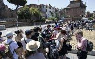 Əcnəbi turistlər İtaliyada 41 milyard avro xərcləyib - Ötən il