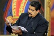 Maduro Venesuela hökumətini istefa verməyə çağırıb