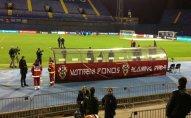 Azərbaycan millisi AÇ-2020-nin seçmə mərhələsinin oyununa çıxacaq