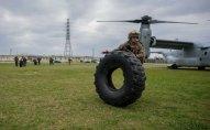 ABŞ-ın Yaponiyadakı hərbi bazasında partlayış baş verib