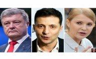Ukraynada prezidentliyə ən şanslı namizədlər - REYTİNQ