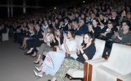 Heydər Əliyev Sarayında məşhur pianoçu Denis Matsuyevin konserti olub – FOTO