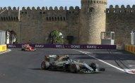 Bakıda Formula 1 Azərbaycan Qran Prisinin ilk yarış günü başlayır