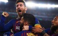 "Messi ""Barselona""da 600-cü qolunu vurub"