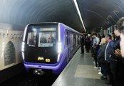 Bakı metrosunda HADİSƏ - Qızın ürəyi getdi