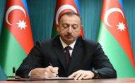 Prezident İlham Əliyev Qobustanda məktəb binasının tikintisinə vəsait ayırıb