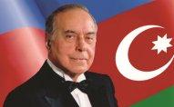 Heydər Əliyevin anadan olmasının 96-cı ildönümüdür