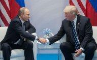 KİV: Vaşinqton Trampla Putin arasında görüşün keçirilməsini istəyir