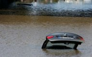 Naxçıvanda ər-arvadın olduğu avtomobil suya düşüb, onların hər ikisi ölüb