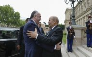 Azərbaycan və Fransanın XİN başçıları Qarabağ münaqişəsini müzakirə etdi