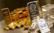 Həftəsonu ölkədə qızıl-gümüş ucuzlaşdı