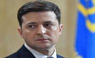 Zelenski Ukraynanın Ali Baş Komandanı vəzifələrini qəbul edib