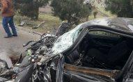 Ötən gün baş verən yol qəzalarında 2 nəfər ölüb
