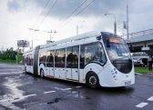 Azərbaycan Belarusdan elektrik avtobusları alıb