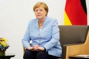 Angela Merkel səhhəti ilə bağlı açıqlama verib