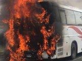 Azərbaycanlı zəvvarların İranda yanan avtobusu ilə bağlı AÇIQLAMA
