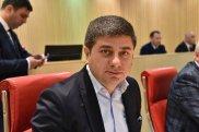 Gürcüstanın hakim partiyasının deputatı mandatından imtina edib