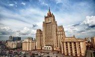 """Rusiya XİN """"Rustavi2""""də Putinin təhqir olunmasına münasibət bildirib"""