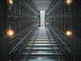 Bakıda yeni liftlərin quraşdırılmasına başlanılıb – FOTOLAR