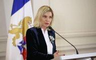 Gürcüstan prezidentinin sözçüsü işdən azad edilib
