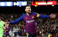 Messi Çempionlar Liqasındakı ilk oyunu buraxa bilər