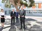 Prezident peşə təhsil mərkəzinin açılışında – Fotolar