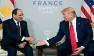 KİV: Tramp Misir prezidentini
