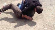 Abşeronda 33 yaşlı kişi döyülüb
