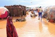 Somalidə daşqınlar nəticəsində 10 nəfər ölüb, 250 mindən çox insan evsiz qalıb