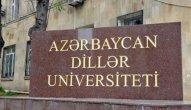 Azərbaycan Dillər Universitetinə daha bir prorektor təyin edilib