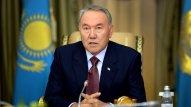 Nursultan Nazarbayev Azərbaycan Prezidentinə məktub yazıb
