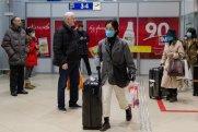 Bakı aeroportundan Belarusa uçan şəxsdə koronavirus aşkarlandı