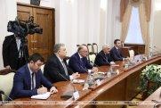 SOCAR prezidenti Belarusun baş naziri ilə görüşüb - FOTO