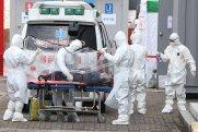 İtaliyada bir gündə təxminən 350 nəfər koronavirusun qurbanı olub