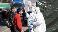 Gürcüstanda koronavirusa yoluxma sayı 80-i ötdü