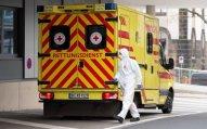 Almaniyada koronavirusdan ölənlərin sayı 455 nəfərə çatıb