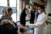 İranda ötən sutkada 2 111 nəfərdə koronavirus aşkarlandı