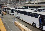 Bu il Azərbaycan istehsalı avtobusların ilk buraxılışı gözlənilir