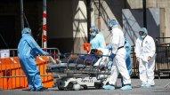 Dünyada pandemiya qurbanlarının sayı 330 mini ötdü