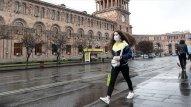 Ermənistanda koronavirusa yoluxanların sayı 8 700-ə yaxınlaşır, 120 nəfər ölüb