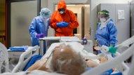 Rusiyada pandemiya qurbanlarının sayı 5 mini ötdü