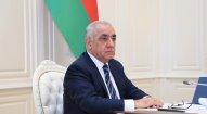 Əli Əsədov Prezident İlham Əliyevə hesabat verib