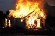 Cəlilabadda evdə yanğın oldu,81 yaşlı qadın öldü