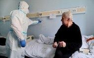 Gürcüstanda koronavirusa 1 881 yeni yoluxma qeydə alınıb