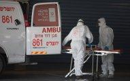 İsraildə koronavirusa yoluxanların sayı 400 mini ötdü