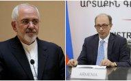 İran və Ermənistan XİN başçıları arasında telefon danışığı olub