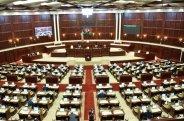 Parlamentin sabah keçiriləcək iclasının gündəliyi açıqlanıb