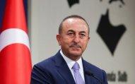 """Çavuşoğlu: """"Azərbaycanın sərhəd təhlükəsizliyi beynəlxalq hüquq çərçivəsində təmin olmalıdır"""