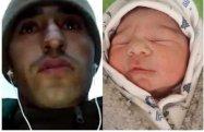 Şəhidin vəsiyyətinə əsasən yeni doğulan oğluna onun adı verildi - FOTOLAR